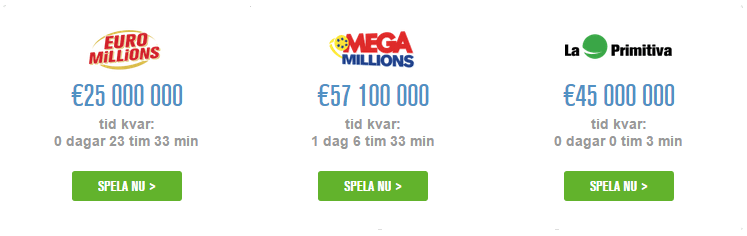 Multilotto lotterier