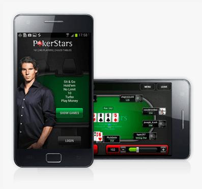 PokerStarsMobil