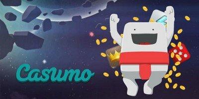Äventyr på Casumo