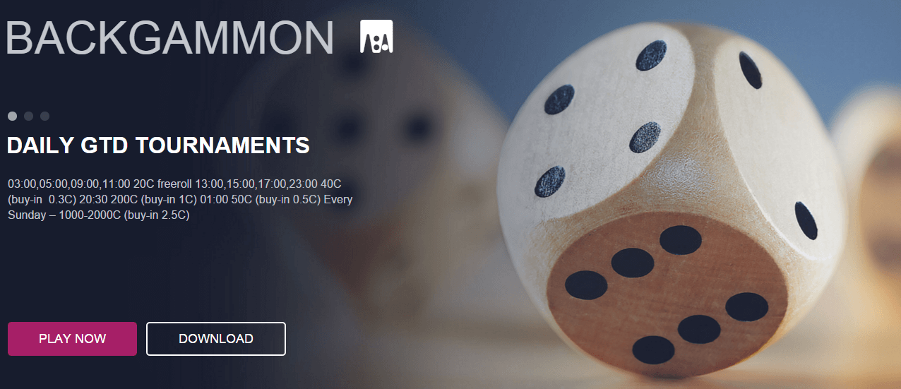 Backgammon vbet