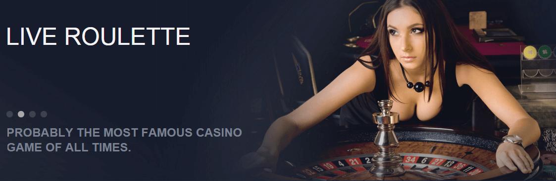 Live Casino Vbet