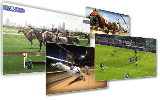 Virtual Sports VBet