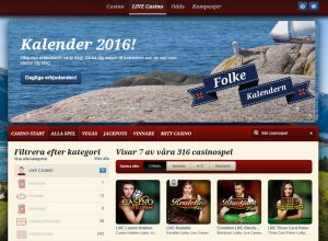 folkeautomaten website