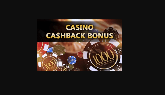 casino cashback bonus screenshot