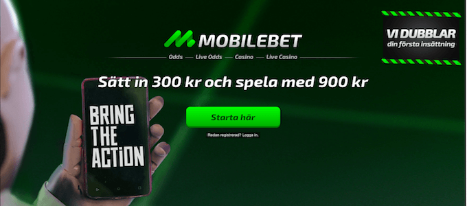 mobilbet registrering screenshot