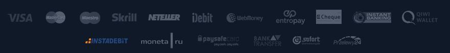pinnacle betalningsmetoder