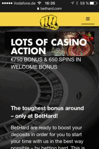 Bethard App