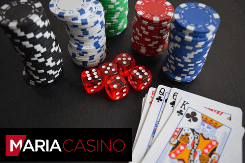 Maria Casino recension 2020: Bonus, appar, Odds, Casino
