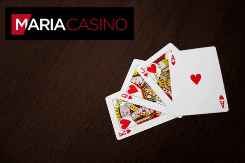 Maria Casino Bonuskod 2021: 50kr eller 50 cashspins