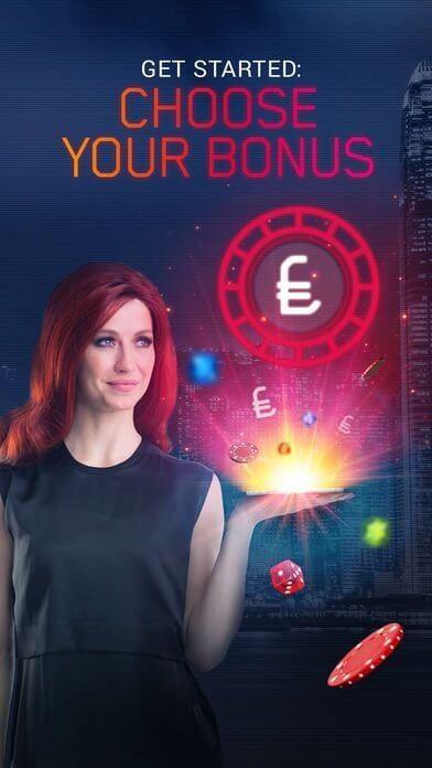 mobil app1 Maria casino