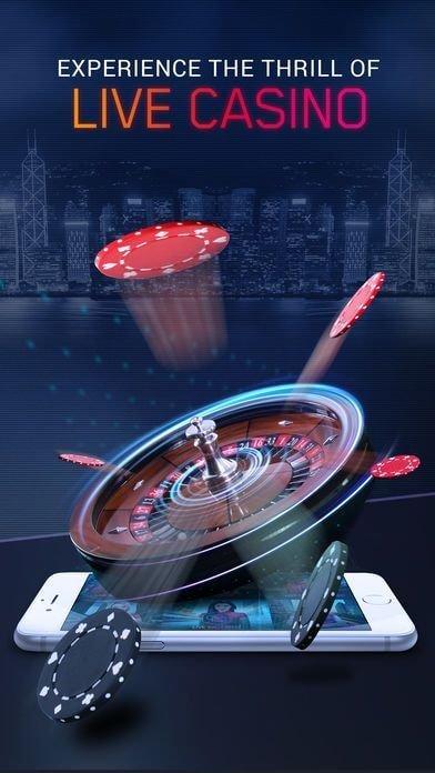 mobil app2 Maria Casino