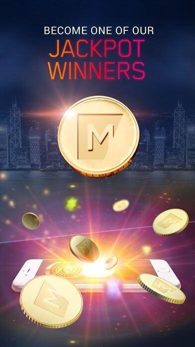 mobil app3 Maria Casino