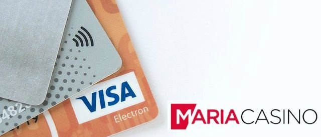 betalningsmetoder Maria Casino