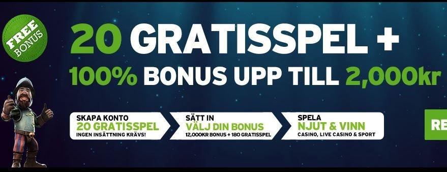 Betive bonuskod bonus