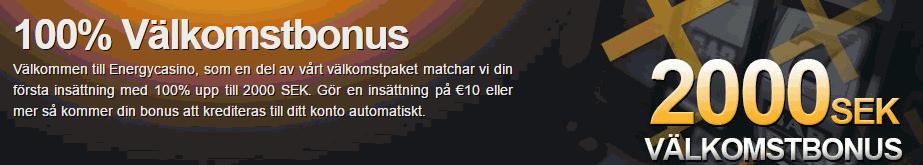 Energy-Casino-Vaelkomstbonus
