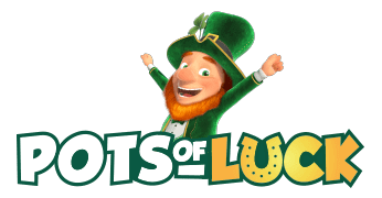logo Pots of Luck