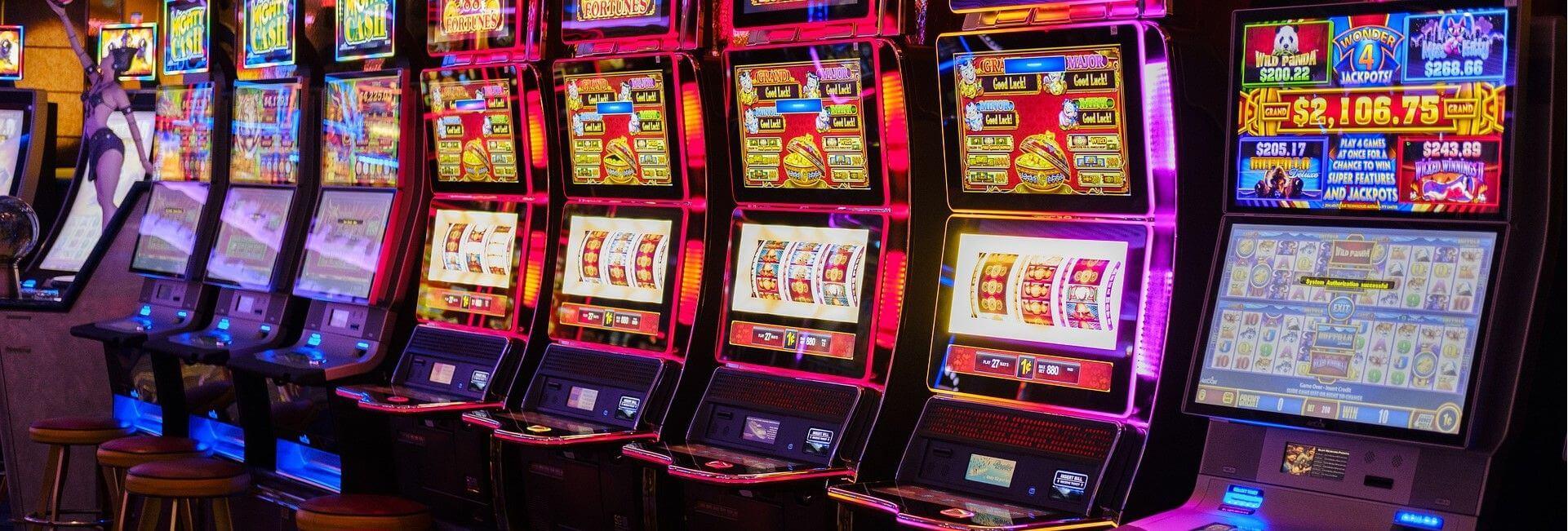 Vegas Casino Spelutbud